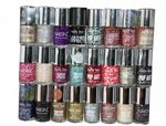 24 x Nails Inc Nail Polish | 19 Shades | RRP £336 | Wholesale Job Lot